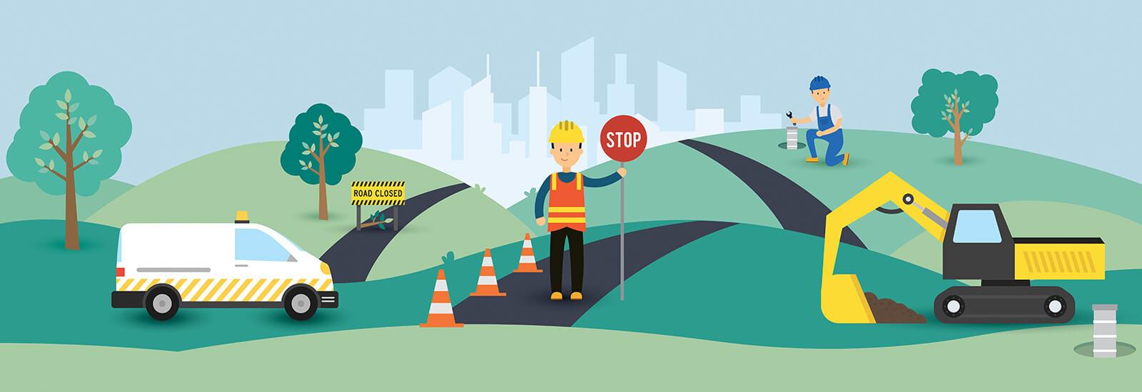 Traffic control companies in Melbourne