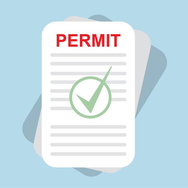 Traffic control permits